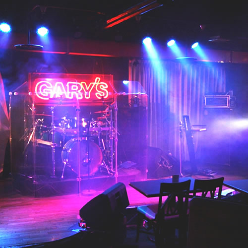 LIVE & DINING GARY'S