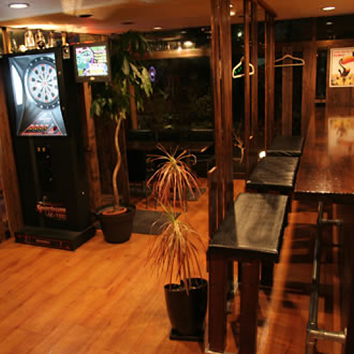 bar UP STAIRS