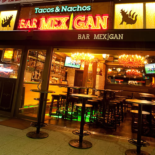 Tacos & Nachos BAR MEXIGAN