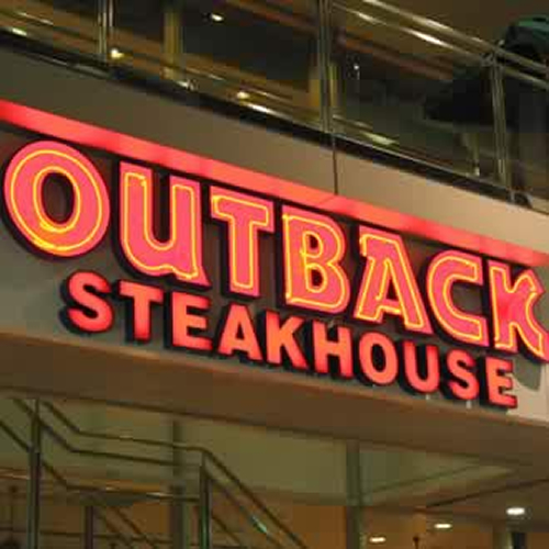 OUTBACK STEAKHOUSE Nagoya Sakae