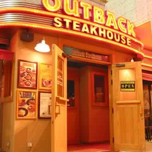 OUTBACK STEAKHOUSE Nagoya Sakae