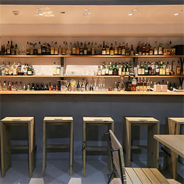Bar Ryurei @LAND to TABLE