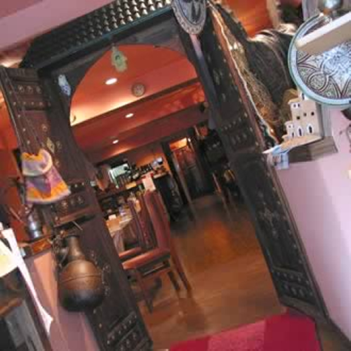 モロッコ料理 Casa Blanca
