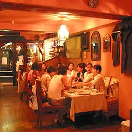 Moroccan Restaurant Casablanca