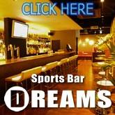 Sports Bar & Lounge DREAMS