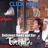 Delicious foods and Bar TATULA