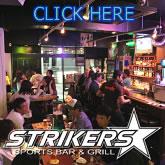 STRIKERS SPORTS BAR & GRILL