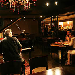 THE WIZ Jazz & Wine Dining