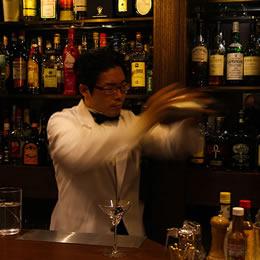 Shot Bar Penrose