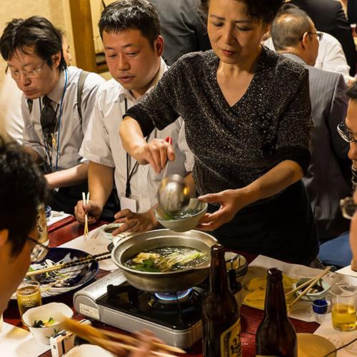 日間賀島直送 活魚料理・ふぐ料理 晴快荘