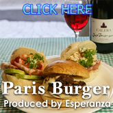 Paris Burger