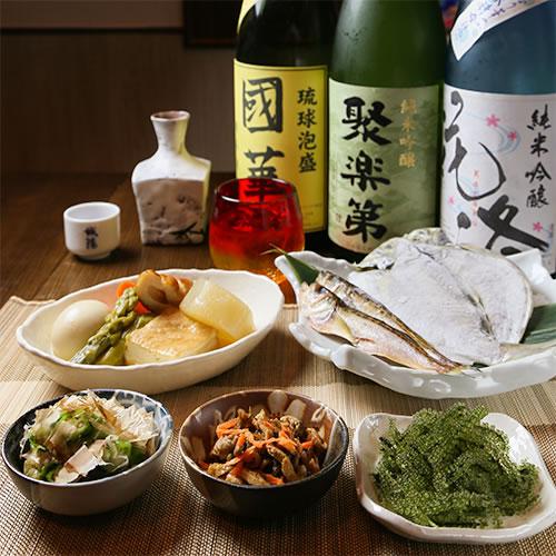 泡盛と京都のお酒 OKIRAKU 〜沖洛〜