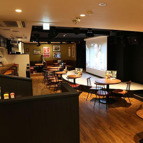 カジュアルアメリカンダイニング&スポーツバー BOND GIRL名駅東店
