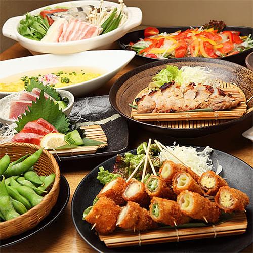 旨い魚と豚料理 魚とん