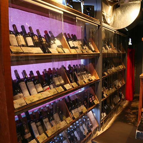 アウトレットワイン酒場 那古野